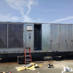 Commercial Cooling and Heating System